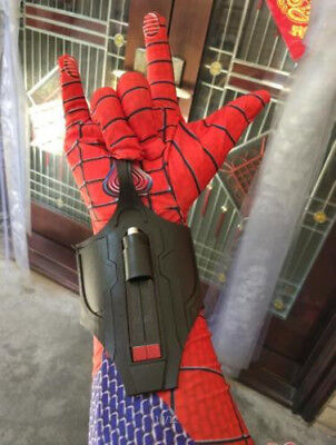 USA 1 Pair Spider-Man Homecoming Spiderman Peter Parker Web Shooter Cosplay Prop