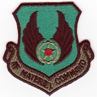 USAF patch AF Materiel Command subdued