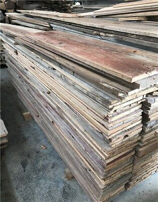 Reclaimed Barn Wood Boards Lumber Barn Siding Salvage Planks , Red Gray White