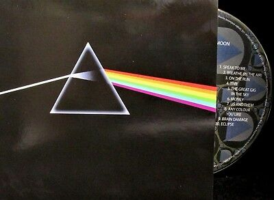 The Dark Side of the Moon  by Pink Floyd NEW! CD Remastered 2011 10 TRACKS