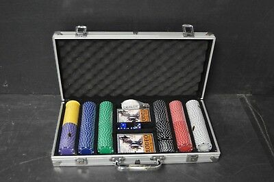 Portable Poker Chip Set, Army Task Force Brawler Collectors Set
