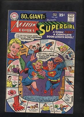 Action Comics 360 Superman 80 page giant comic Supergirl special Legion story