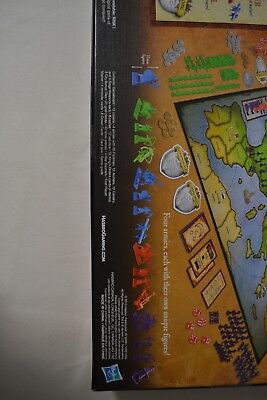 Risk Europe Board Game by Hasbro NEW AMAZING BEAUTIFUL GAME !!!