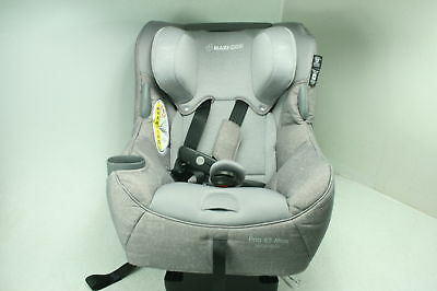 Maxi Cosi Pria 85 Max Convertible Car Seat Nomad Grey  5 40 Pounds Limit Black