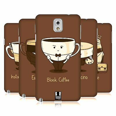 Head Case Designs Coffee Personalities Hard Back Case For Samsung Phones 2
