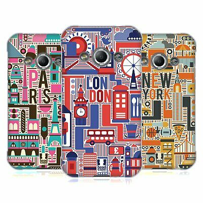 Head Case Designs Country Landmarks Soft Gel Case For Samsung Phones 4