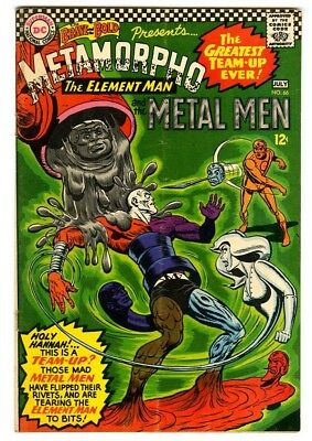 Brave and the Bold #66 (1966) VG New DC Silver Age Collection