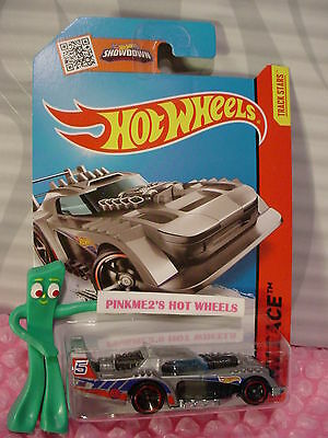 2018 X-RAYCERS Design TWO TIMER blue//green;oh5 white LOOSE Hot Wheels
