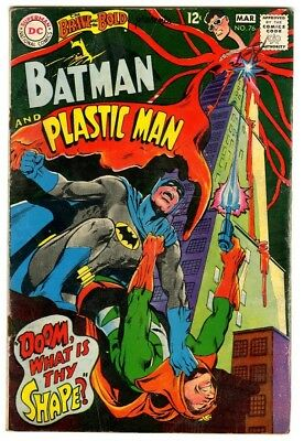 Brave and the Bold #76 (1968) VG New DC Silver Age Collection