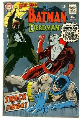 Brave and the Bold #79 (1968) Fine New Silver Age Collection art by Neal Adams