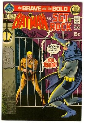 Brave and the Bold #96 (1971) VF- New DC Silver Age Collection