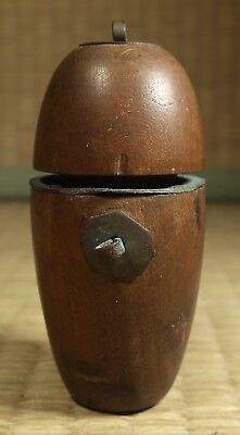 Small Wooden Container / Japanese / Antique