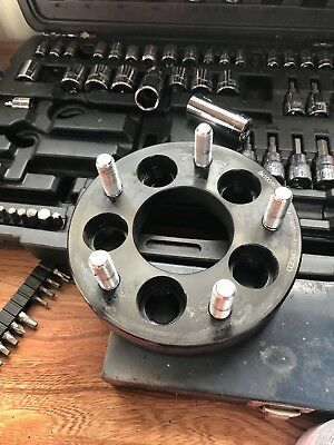 5X100 To 5X114.3 Adapters