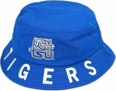 b2b76d16dcd550 Big Boy Tennessee State Tigers S4 Mens Bucket Hat [Royal Blue - 59 cm]