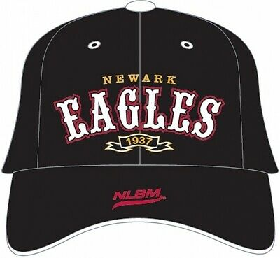 online store 9e30e ef3a6 Big Boy Newark Eagles Legends S2 Mens Baseball Cap  Black - Adjustable