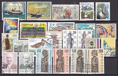 FAROES COMMEMORATIVES (ref 14) USED