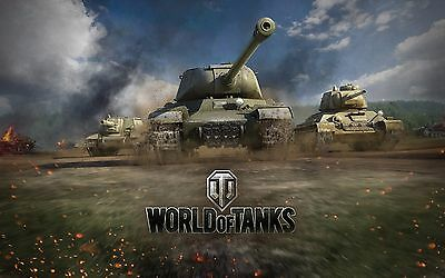 World of Tanks Bonus Code: T-25 + 7 Tage Premium (Gold Key WoT Warships T25 V 5)