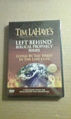 Tim Lahaye's Prophecy Institute Left behind Biblical Prohecy Series - NEW DVD