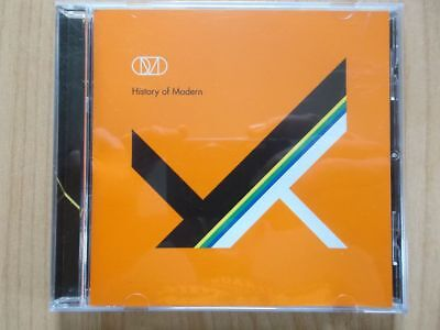 Orchestral Manoeuvres In The Dark Omd Cd: History Of Modern