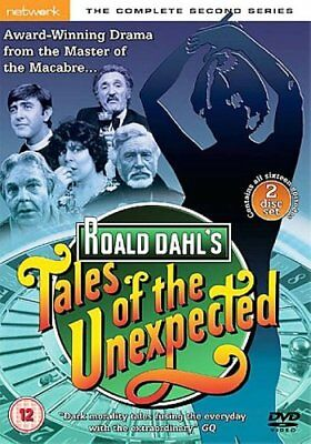 TALES OF THE UNEXPECTED - COMPLETE SERIES TWO (1980) 2 Disc DVD (Roald Dahl)