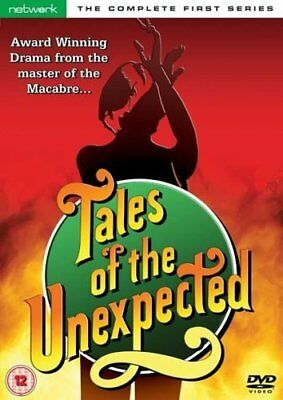 TALES OF THE UNEXPECTED - COMPLETE SERIES ONE (1979) 2 Disc DVD (Roald Dahl)
