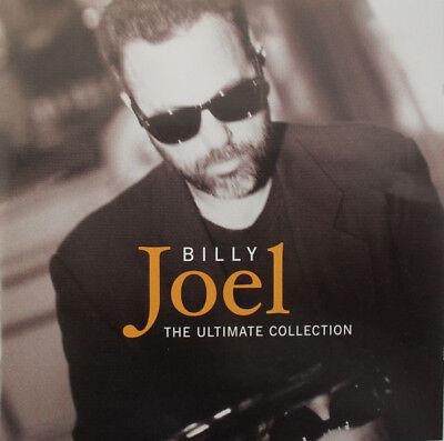 Billy Joel (New Sealed 2 Cd) The Ultimate Collection Greatest Hits Very Best Of
