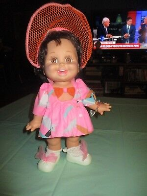 1990 Galoob Baby Face Doll So Happy Heidi #3