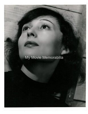 RARE ANGUS MCBEAN ORIGINAL VINTAGE 1930s DBLWT PHOTO LUISE RAINER HER COLLECTION