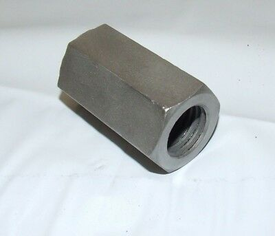 """AMMCO  3102 double ended nut 4000 4100 Brake Lathe Ammco 1"""" Arbor"""