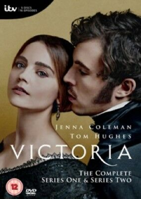 Victoria Season 1 2 Series One Two First Second New Region 4 DVD