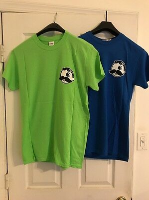 'ocean City Md' - 'natty Boh' T-Shirt - Unisex Size Small - Oriole,raven,turtle