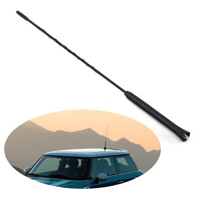 """16"""" Antenna Aerial AM FM Radio Roof Mast Whip Booster Fit for BMW Toyota 16 inch"""
