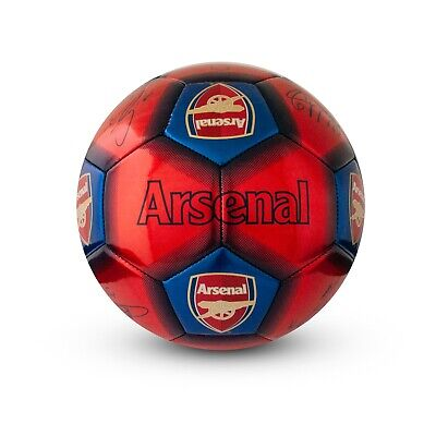 Arsenal Football Signature Size 5 Official Gunners Xmas Gift Birthday Present