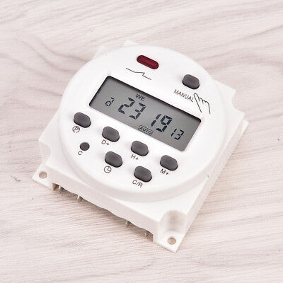 CN101A 24V-220V LCD Temporizzatore digitale programmabile Timer Power Timer WFIT