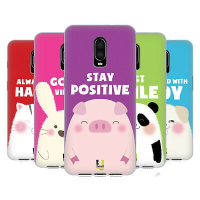 Head Case Designs Happy Animals Soft Gel Case For Asus Zenfone Phones