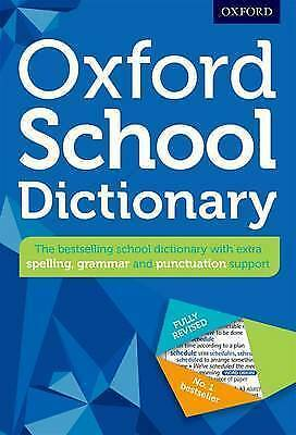 Oxford School Dictionary 2016 by Oxford Dictionaries (Mixed media product, 2016)