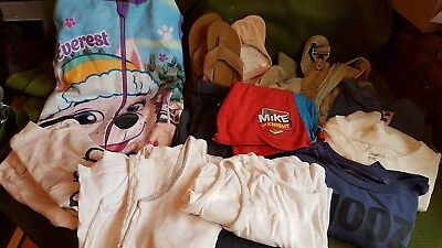 Huge bundle of kids clothes baby -teenagers tops trousers kids 1-15 yrs L3c