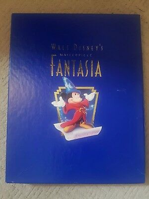 Walt Disney's Masterpiece Fantasia Deluxe Collectors Edition