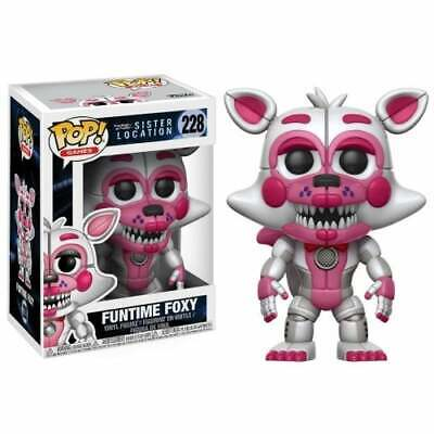 POP! Games - Five Nights at Freddy's Sister Location #228 Funtime Foxy