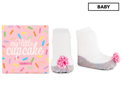 Trumpette Baby 0-12 Months My Little Cupcake Socks - Pink