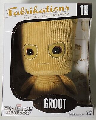 ESZ9302. Marvel GotG #18 GROOT Fabrikations Soft Sculpture by Funko @