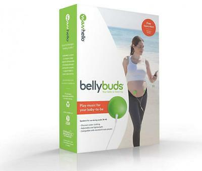 BellyBuds, Pregnancy Baby-Bump Headphones | Prenatal Bellyphone Speakers...