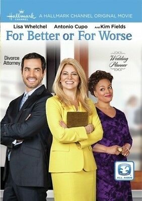 FOR BETTER OR FOR WORSE New Sealed DVD A Hallmark Channel Original Movie