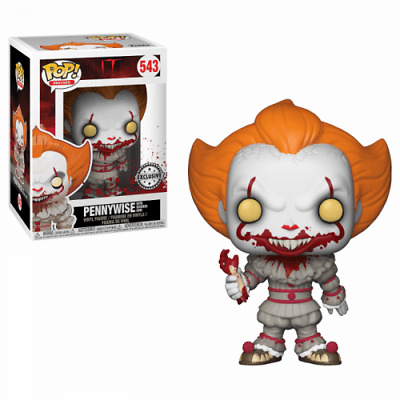 POP! Movies - It (2017) #543 Pennywise with Severed Arm