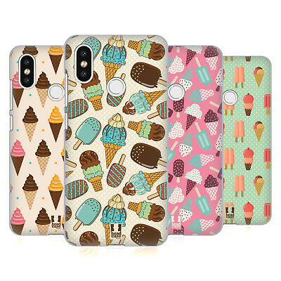 Head Case Designs Ice Cream Patterns Hard Back Case For Xiaomi Phones