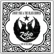 Live at the Greek von Jimmy Page & the Black Crowes | CD | Zustand gut