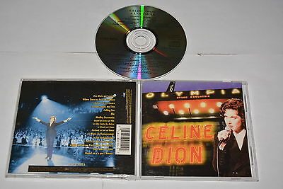 Celine Dion - A L'olympia - Music Cd Release Year:2004