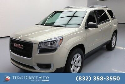 2015 GMC Acadia SLE Texas Direct Auto 2015 SLE Used 3.6L V6 24V Automatic FWD SUV OnStar