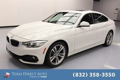2016 BMW 4-Series 428i Texas Direct Auto 2016 428i Used Turbo 2L I4 16V Automatic RWD Hatchback Premium
