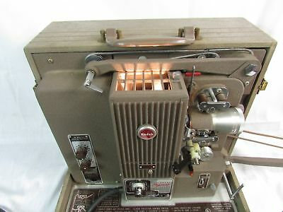 Kodak Pageant Sound Projector TESTED(650)